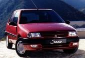 Saxo 1996 - 1999