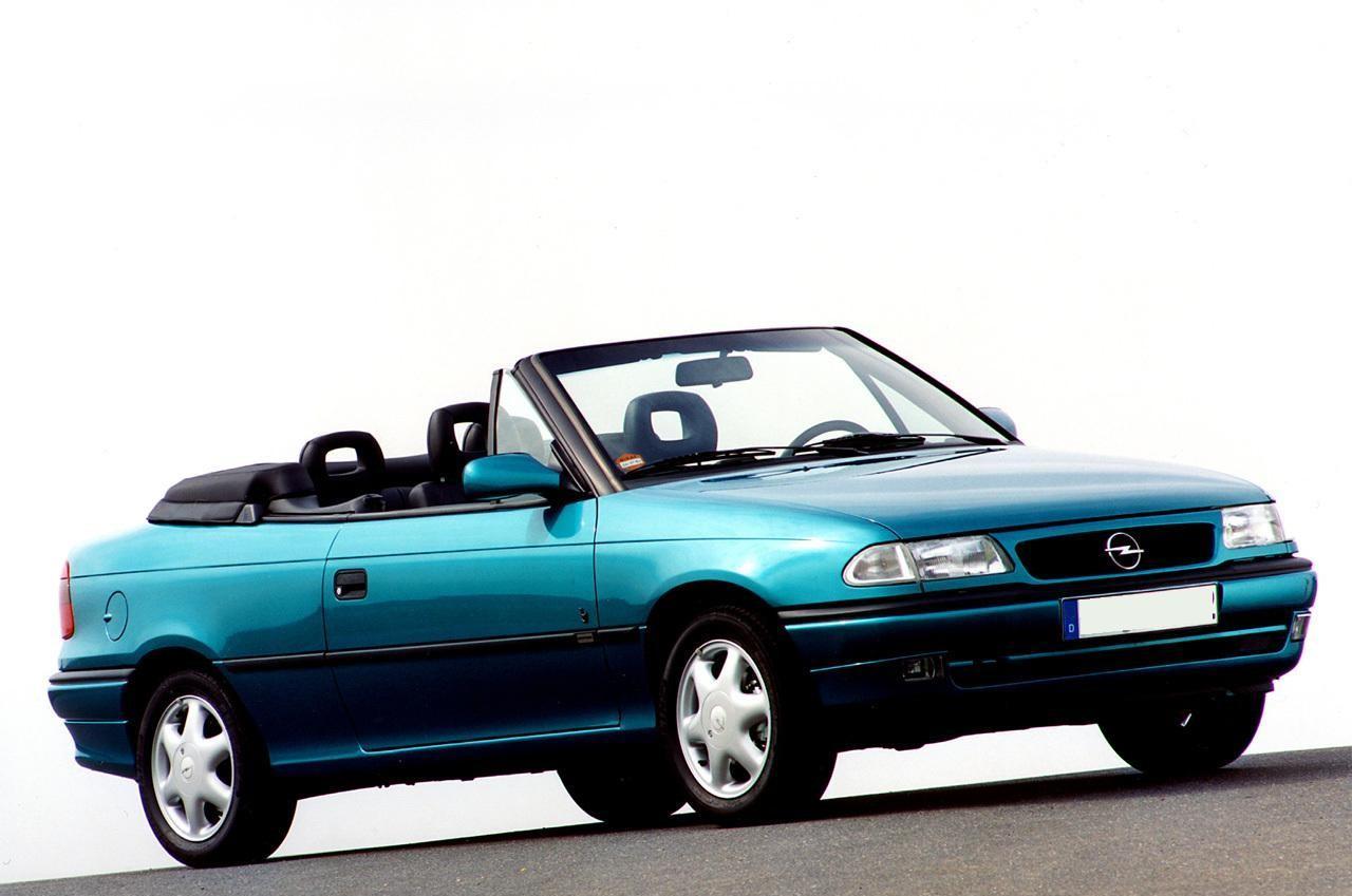 Astra F cabriolet