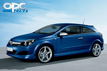 Astra H GTC