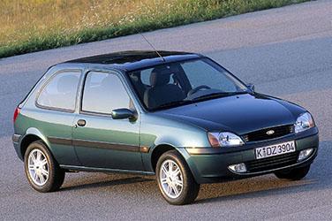 Fiesta 1995 - 2002