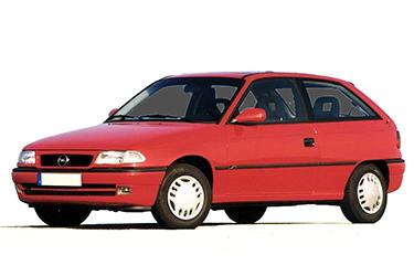 Astra F (1991 - 1998)