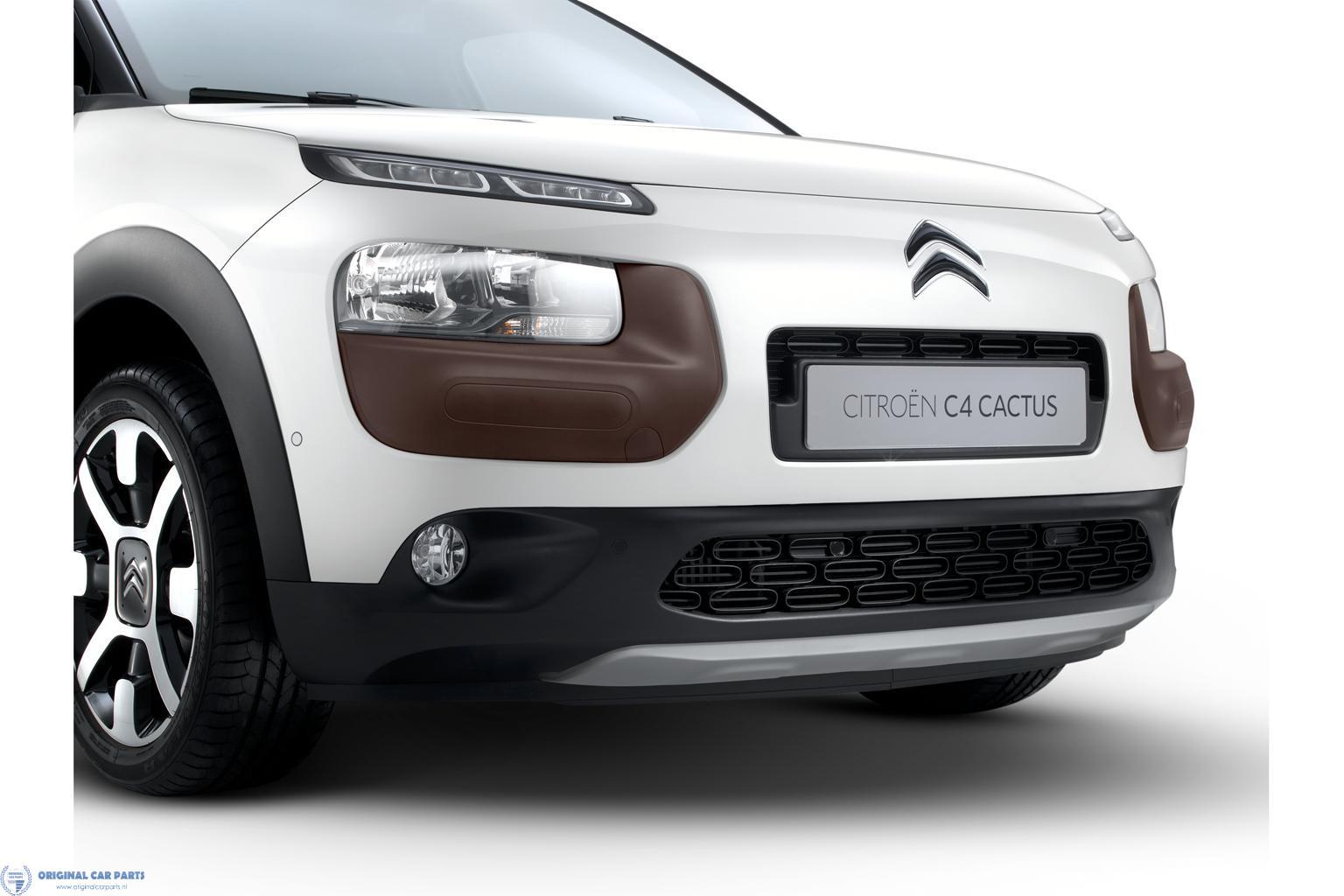 1611186480 Citroën C4 Cactus beschermplaat voorzijde