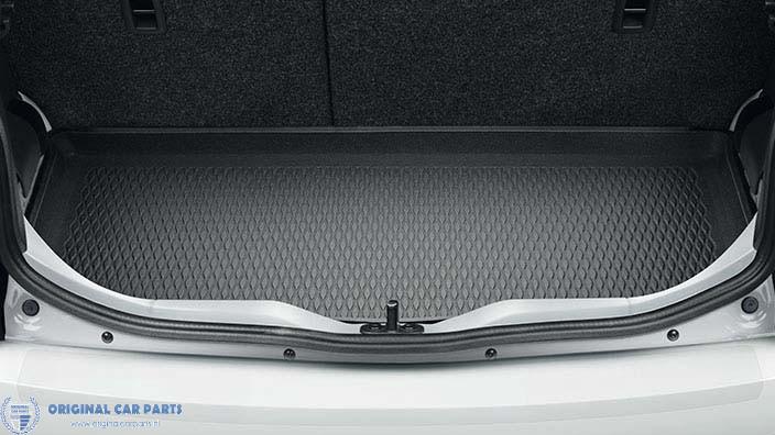 Volkswagen Up! inzetbak voor modellen met een variable bodem