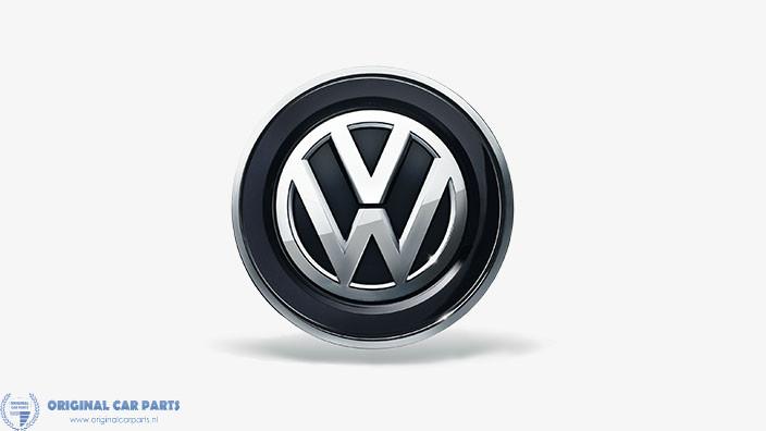 Volkswagen Up! naafkappen set zwart 1S0071213FXC