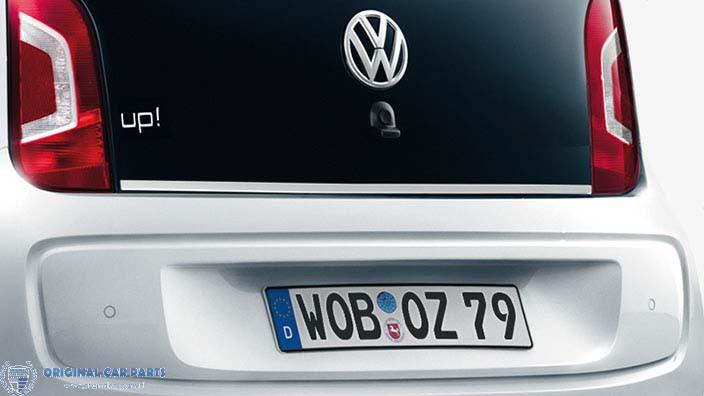 1S0071360 Volkswagen UP! sierlijst achterklep chroom-look