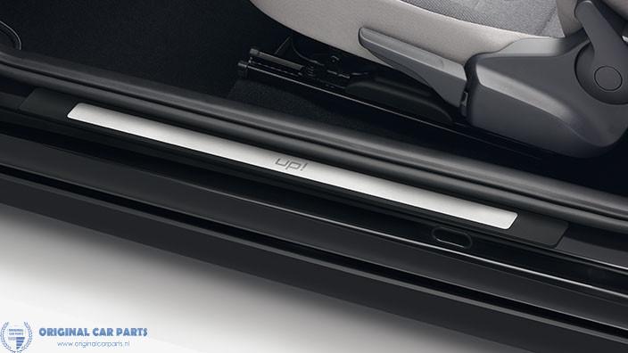 Volkswagen Up! instaplijstenset rvs 5-drs
