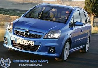 Opel Zafira B OPC grille 13223210