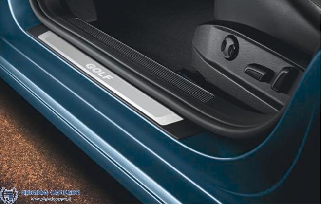 Volkswagen Golf 7 5-drs instaplijsten RVS