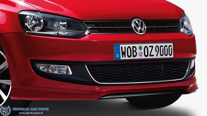 Volkswagen Polo 2009 - 2017 voorbumperspoiler