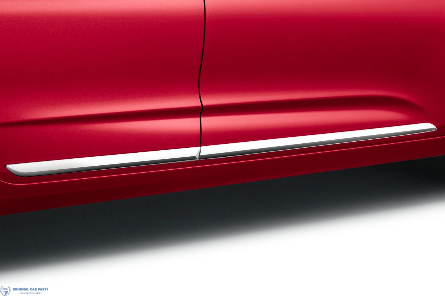 942304 Citroën C4 2010 - 2018 chromen sierlijsten