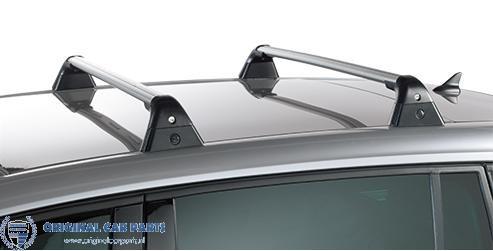 Opel Zafira Tourer Dakdragers Aluminium Voor Modellen
