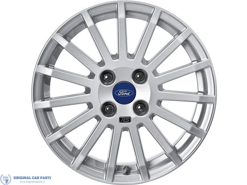Ford-lichtmetalen-velg-16inch-15-spaaks-RS-design-zilver-1737430