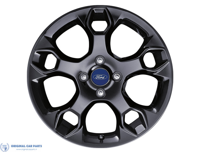 Ford-lichtmetalen-velg-17inch-5-spaaks-design-Panther-Black-1759896