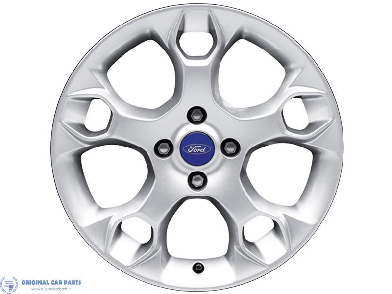Ford-lichtmetalen-velg-17inch-5-spaaks-design-zilver-1759892