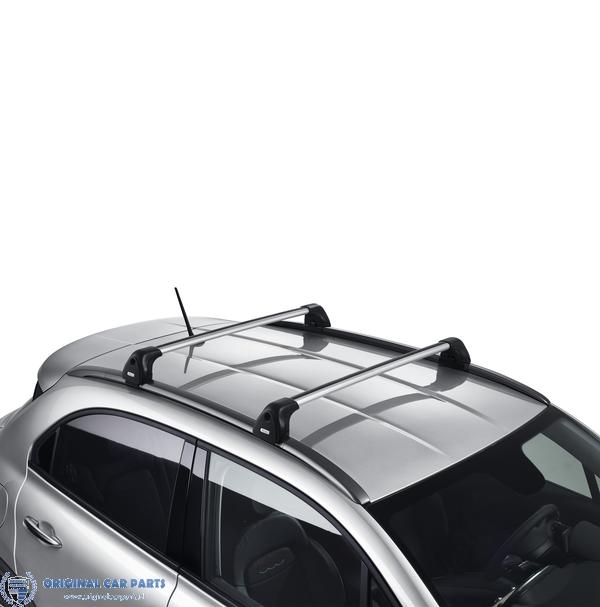 fiat 500x dakdragers original car parts. Black Bedroom Furniture Sets. Home Design Ideas