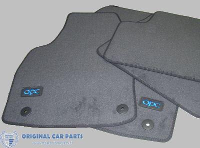 Opel Zafira B OPC vloermatten