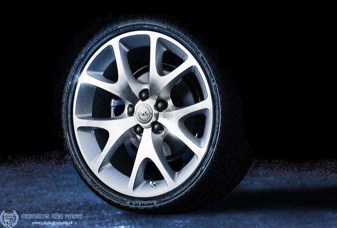 """13248937 Opel Corsa D OPC velg 18"""""""
