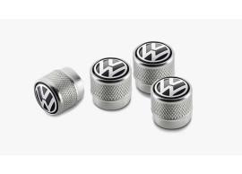 Volkswagen ventieldopjes voor rubberen of metalen ventielen