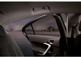 Opel Insignia A sedan zonneschermen achterdeuren