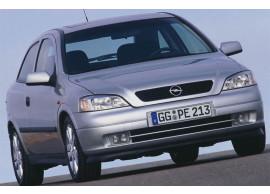 Opel Astra G voorbumper voor dieselmotoren 1.7 en 2.0