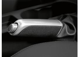 Ford Focus 2004 - 2011 handremcover met aluminium design inleg