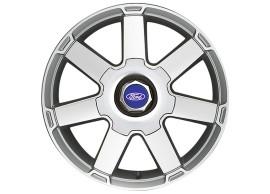 """Ford lichtmetalen velg 18"""" 7-spaaks design, gepolijst antraciet"""
