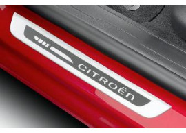 Citroën instaplijsten