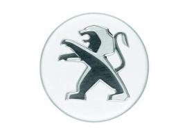 Peugeot naafkappen POLAR WHITE 1608836880