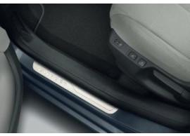 Citroën DS4 instaplijsten RVS