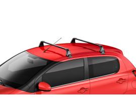 Citroën C1 dakdragers voor de 5-drs versie 1610205080