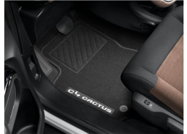 Citroën C4 Cactus vloermatten naaldvilt CIT1611102680