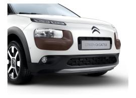 Citroën C4 Cactus beschermplaat voorzijde