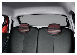 Citroën C1 / Peugeot 108 zonnescherm achterruit
