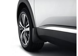 Peugeot 3008 (2016 - ..) / 5008 (2017 - ..) spatlappen voor (verbrede wielkastverbreders) 1615101780