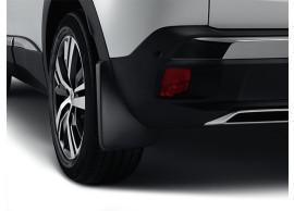 Peugeot 3008 (2016 - ..) spatlappen achter (verbrede wielkasten) 1615101980
