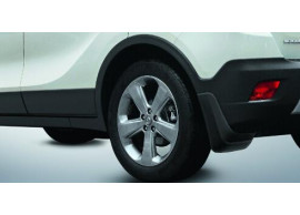 Chevrolet Trax spatlappen achter