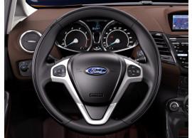 Ford-Fiesta-09-2008-2017-stuurwiel-zwart-leder-met-zilver-1742656