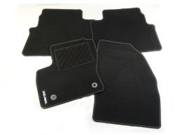 Ford Kuga 2008 - 10/2012 vloermatten, standaard voor- en achter, zwart 1758723