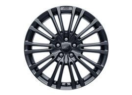 Ford-Focus-ST-lichtmetalen-velg-18inch-Y-5-spaaks-design-zwart-1547526