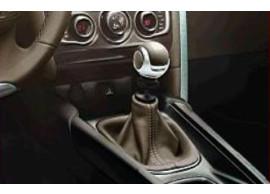 Citroën versnellingspookknop leder