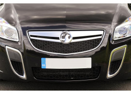 Vauxhall Insignia VXR grille (2008 - 2013) (zonder adaptieve cruise control) 13329522