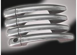 Musketier Peugeot 307 handgrepen verchroomd rvs 4-delig 30077002