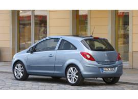 Opel Corsa D 3-drs achterbumper zonder flex-fix