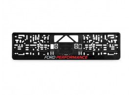 2372312 Ford Performance kentekenplaathouder