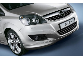 Opel Zafira B OPC-line voorbumperspoiler