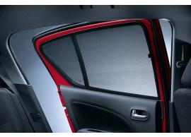 Opel Agila B zonnescherm achterdeuren