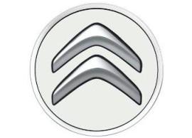 Citroën naafkappenset Blanc Banquise