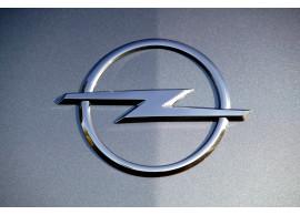 Opel Agila B Opel logo