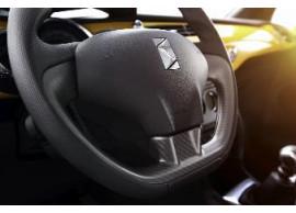 Citroën DS3R stuurwiel inzetstuk carbon