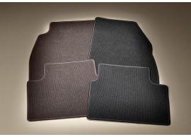 Opel Insignia vloermatten fine rib zwart